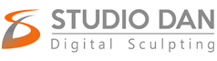 Studio Dan Digital Sculpting Logo