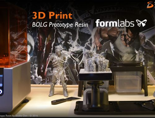 3D Print – The Hobbit Bolg