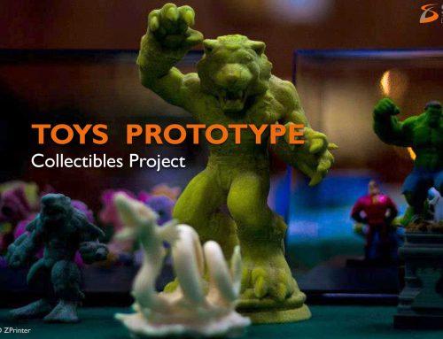 Toys prototype